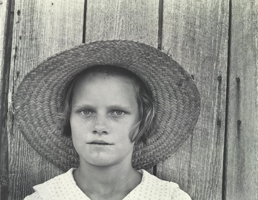 Lucille Burroughs, Hale County, Alabama