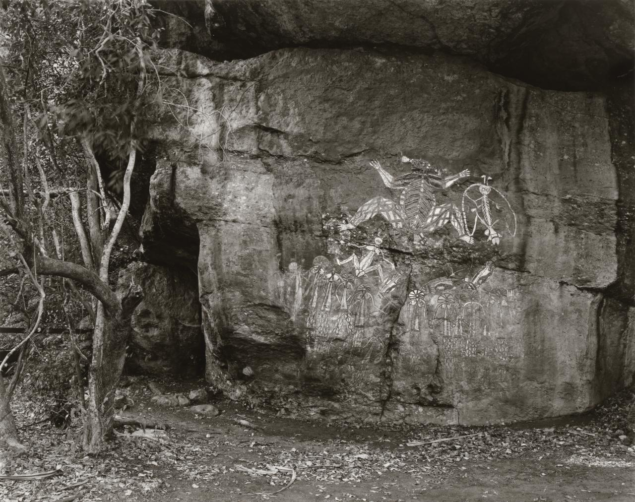 Main Gallery, Nourlangie Rock, Northern Territory
