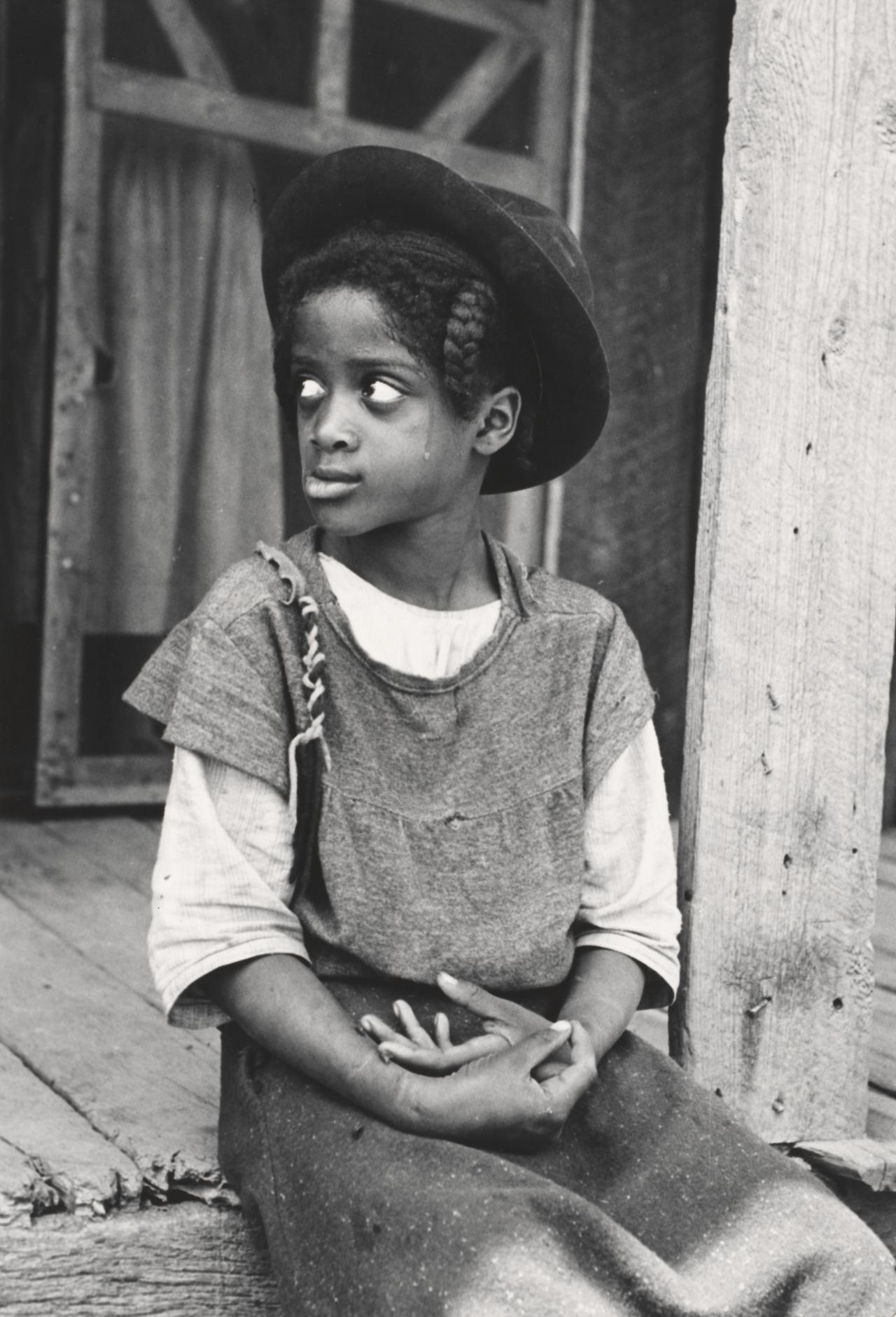 Daughter of sharecropper, New Madrid County, Missouri