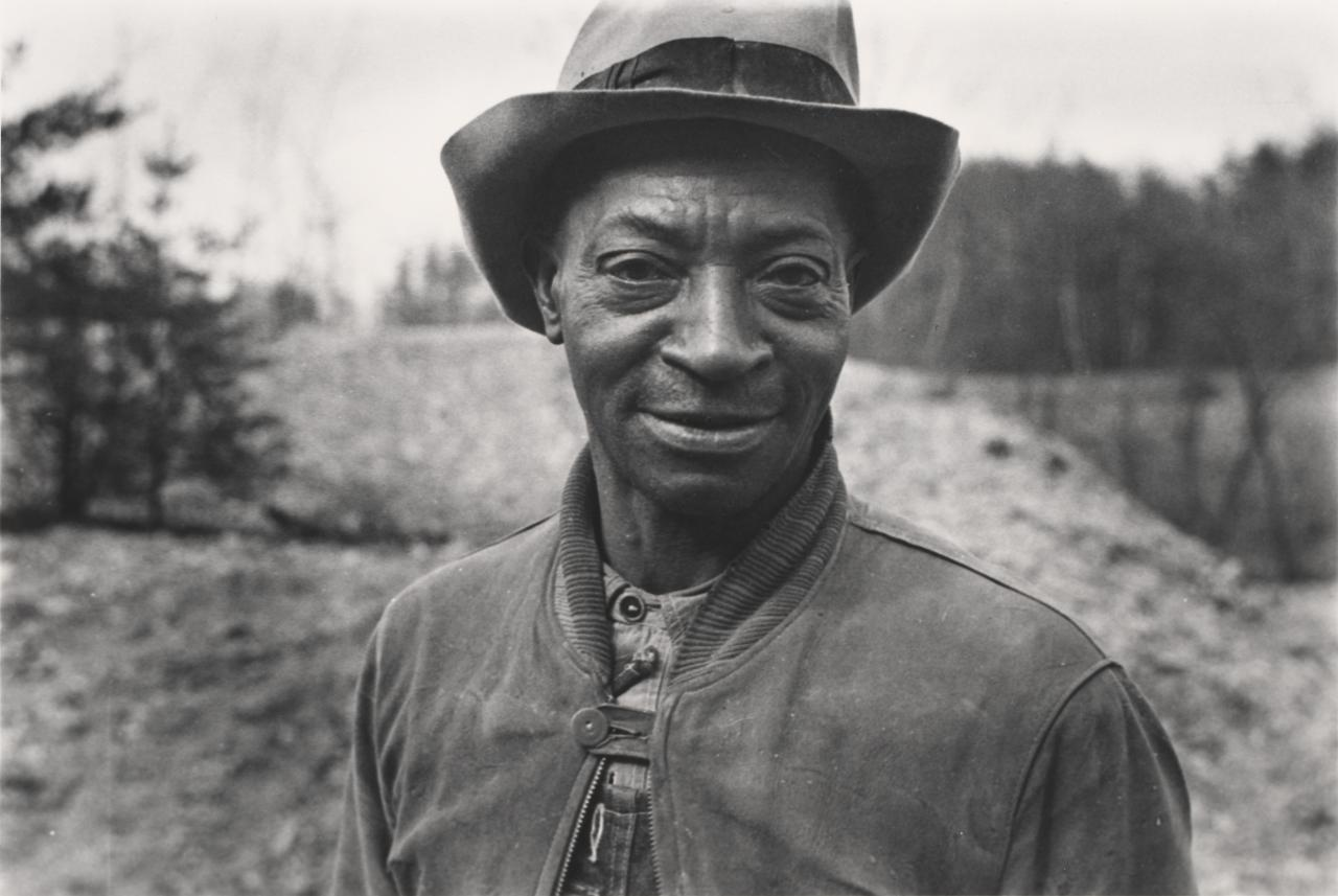 Labourer at Chopawamsic Recreational Project, Virginia