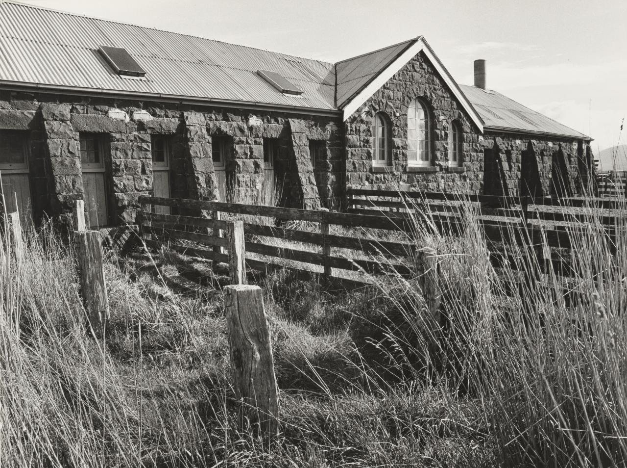 Old Eurambeen woolshed