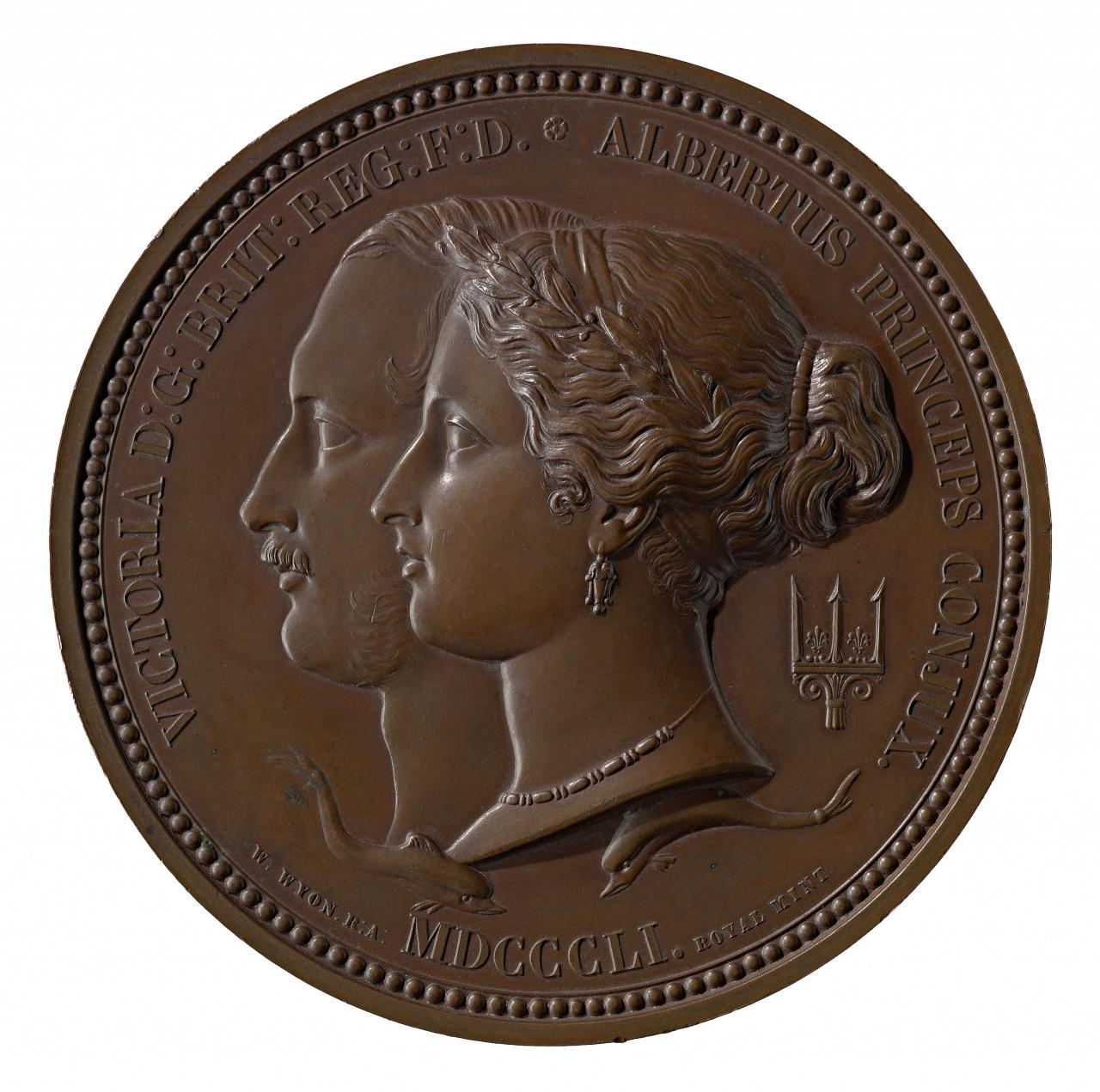 The Great Exhibition of the works of Industry of All Nations, London, Council prize medal