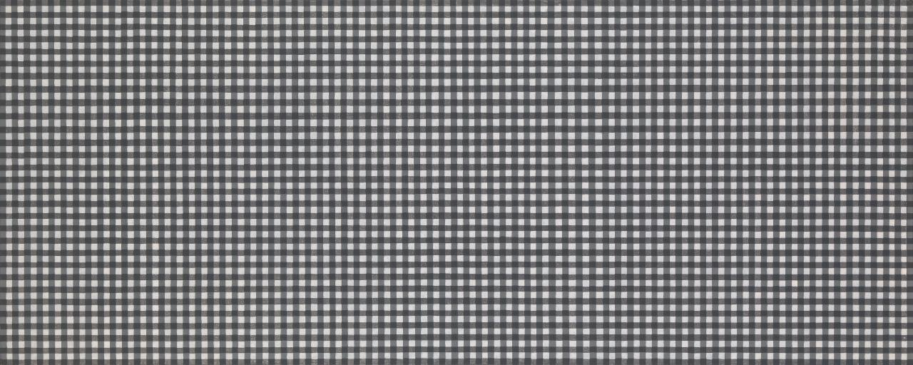 Between certitude and flux (Gingham grey)