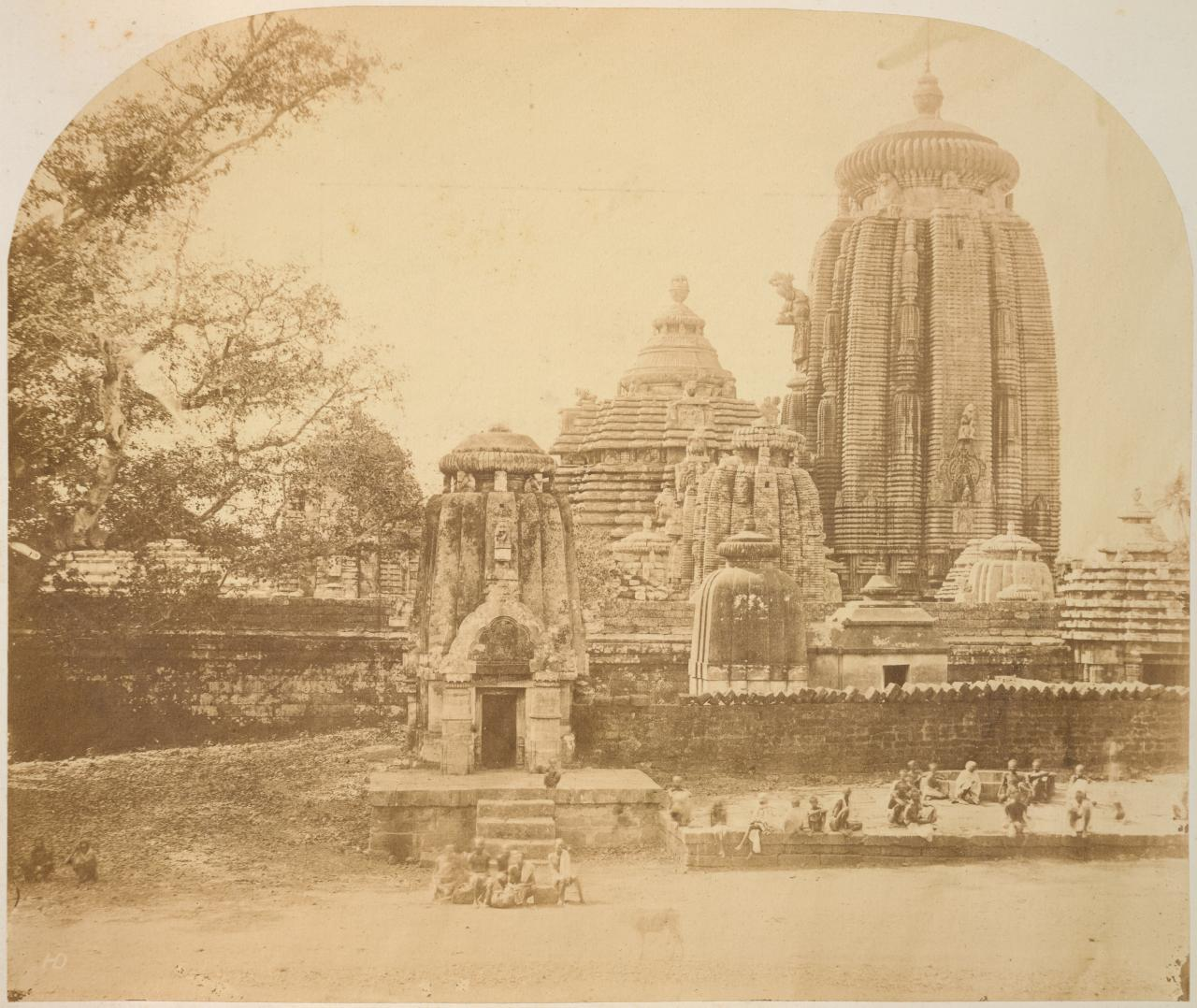Orissa - Temples and Rock Caves, 1859