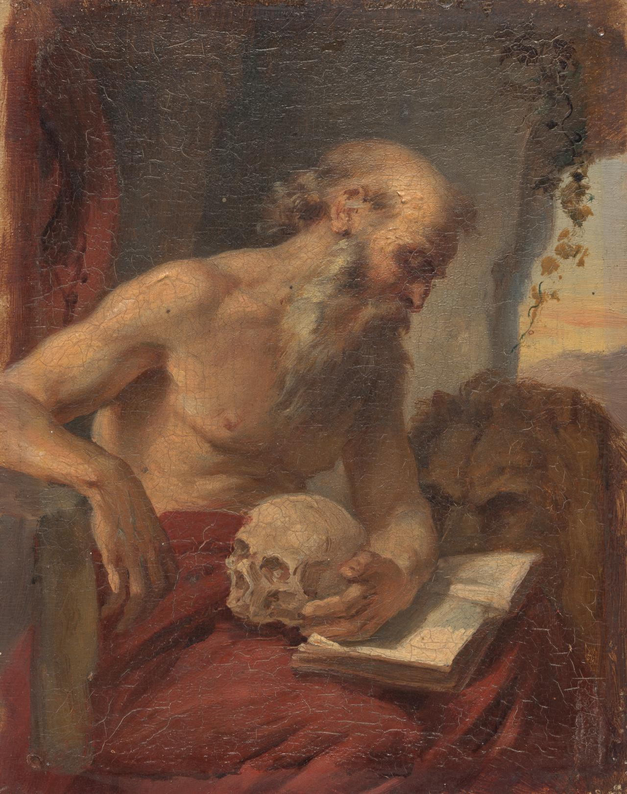 (Saint Jerome)