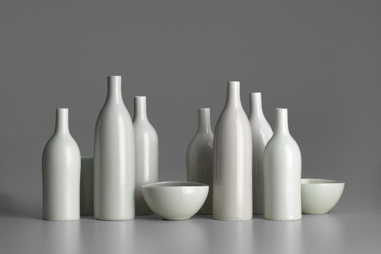 Still life with seven bottles gwyn hanssen pigott ngv view work still life with seven bottles reviewsmspy