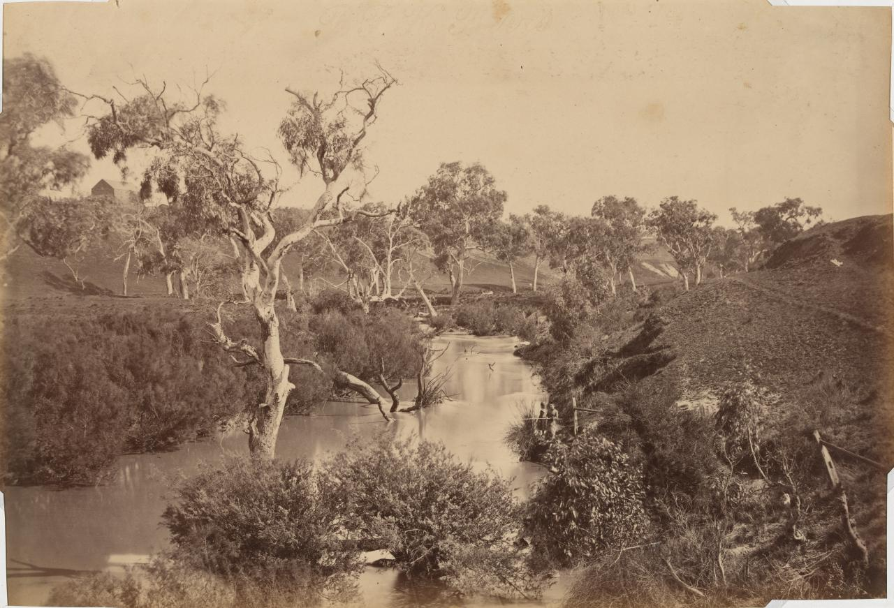 View on the Barwon River, Murgheboluc