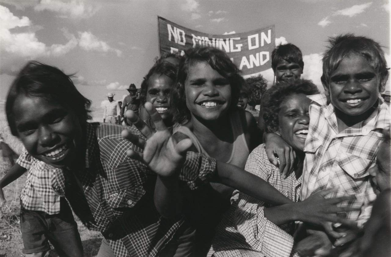 18th April. Aboriginal people from all over the Kimberley ...