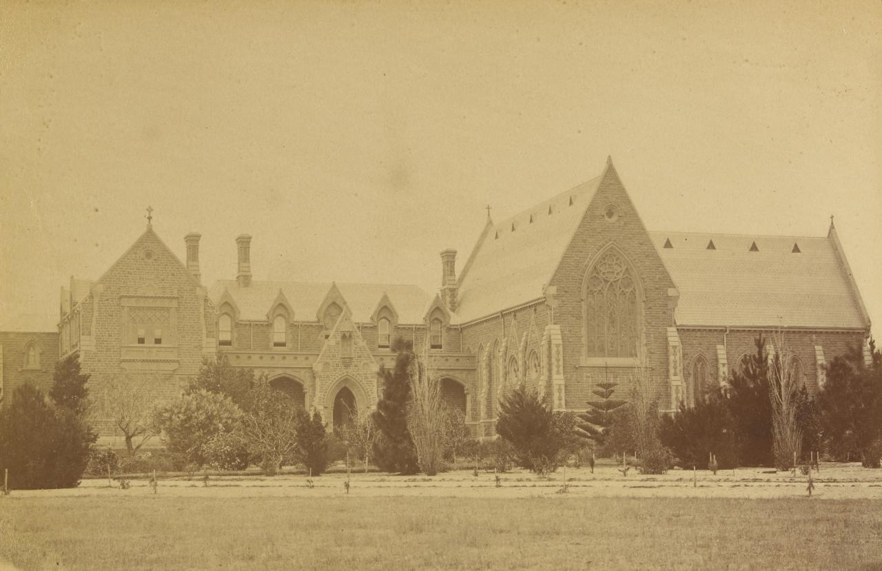 Convent of Mercy, Newtown, Geelong