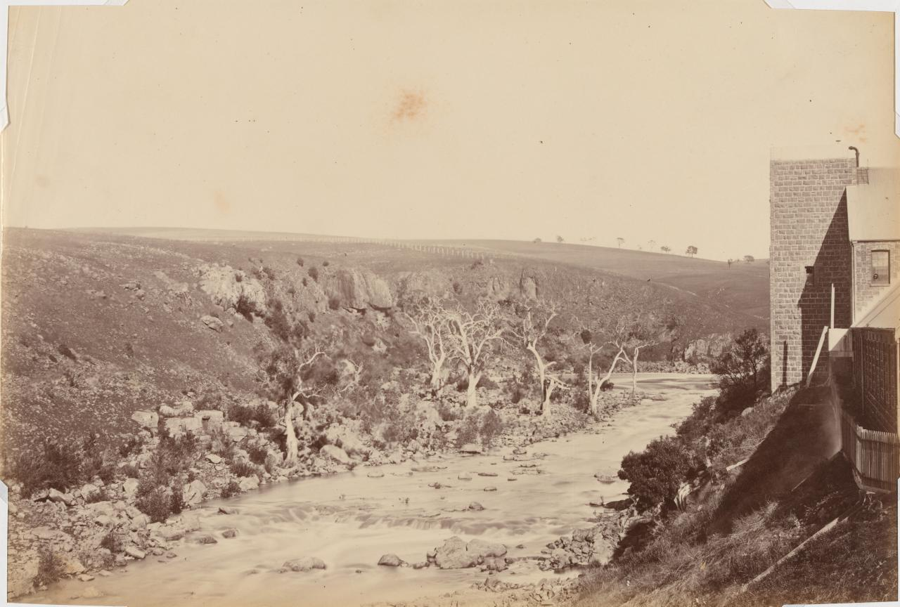 Buckley's Falls, Barwon River, near Geelong