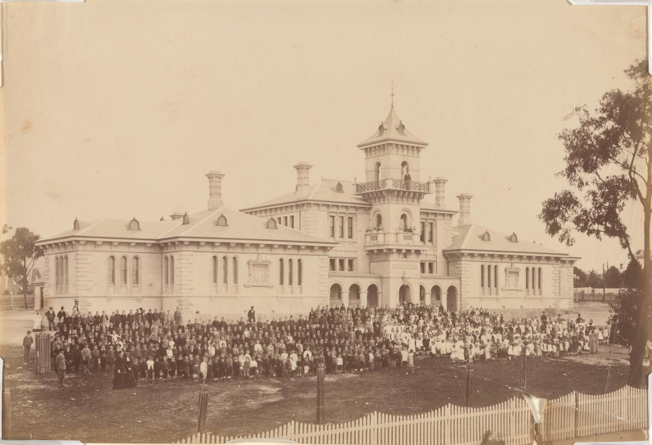 Flinders State School, no. 260, Geelong