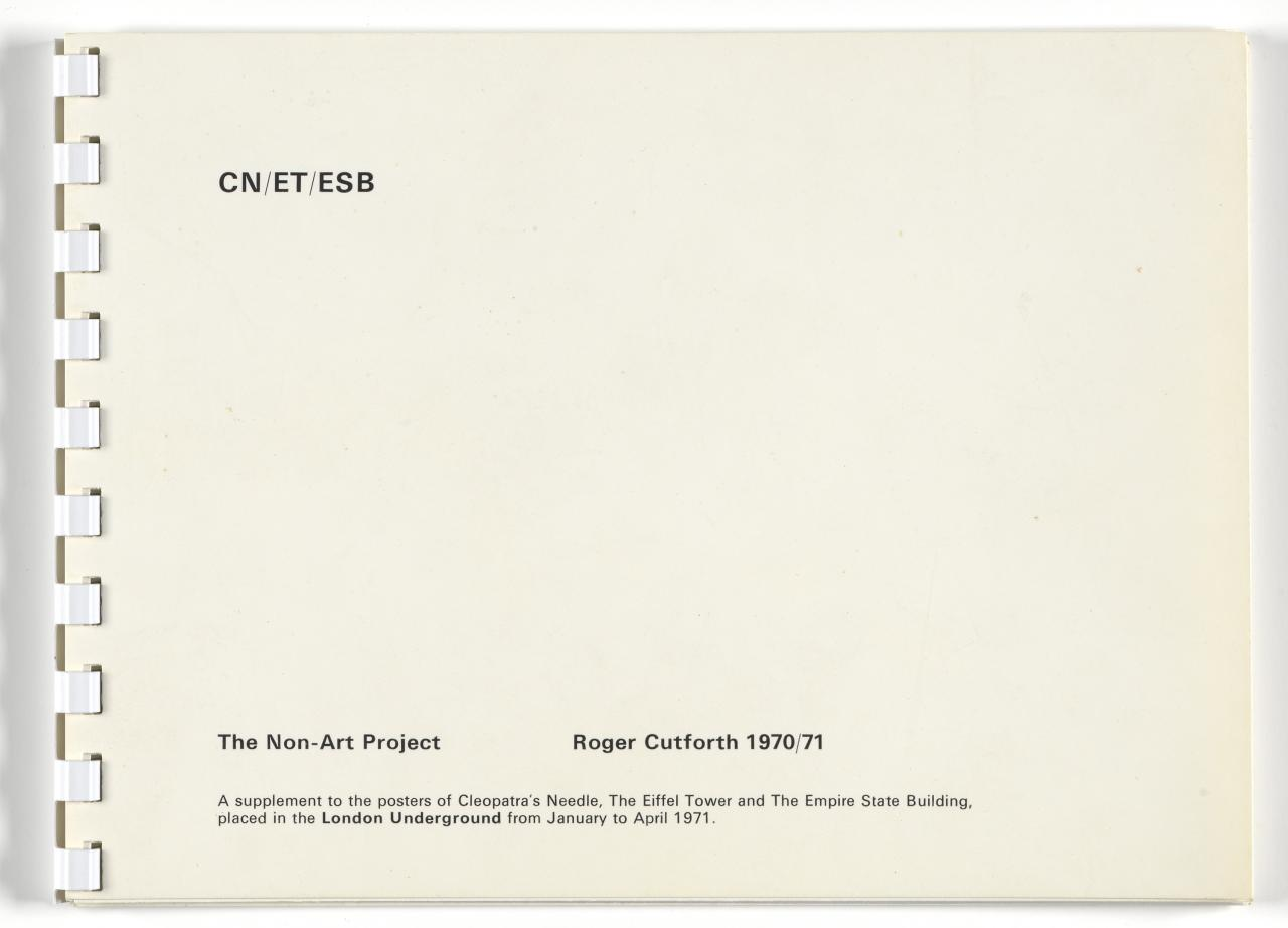 CN/ET/ESB, The non-art project