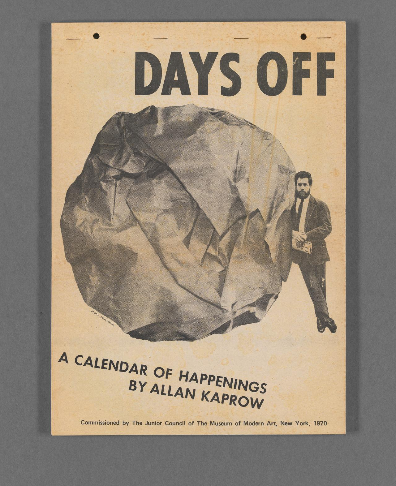 Days off: A calendar of happenings