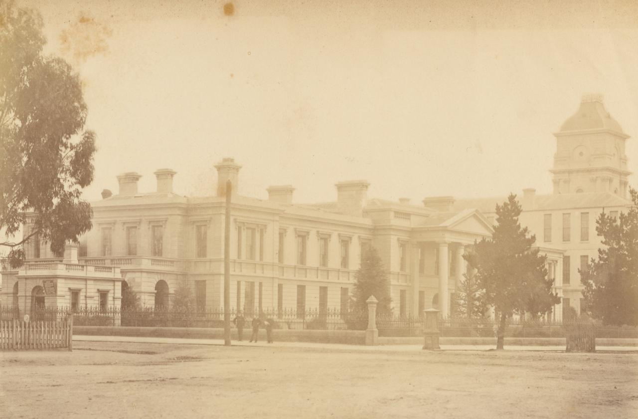 Ballarat District Hospital