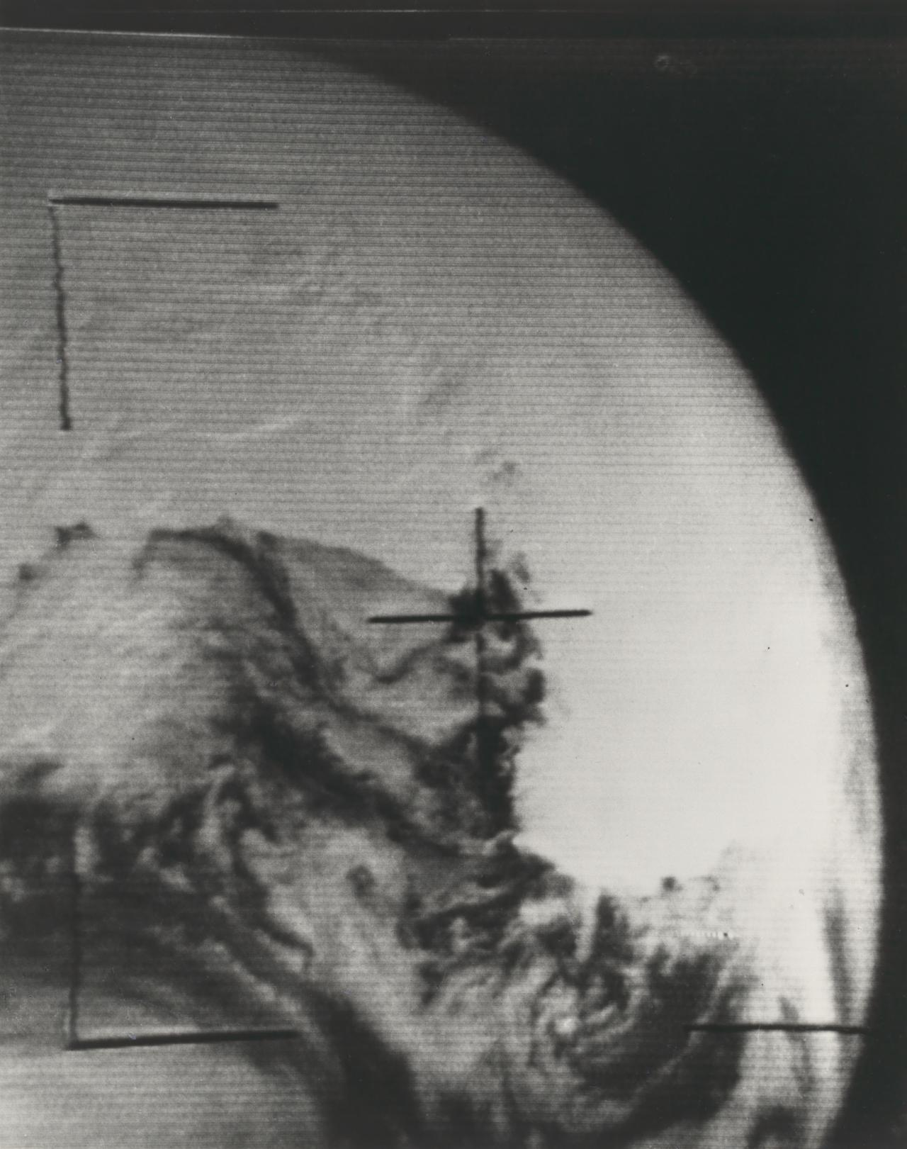 The Antarctic Continent, photographed 23 Jan 1965, by TIROS IX weather satellite