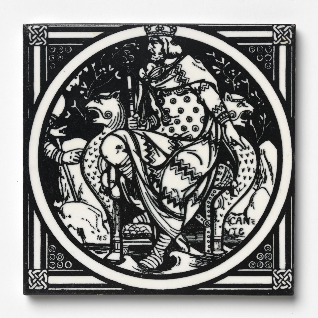 Canute, tile