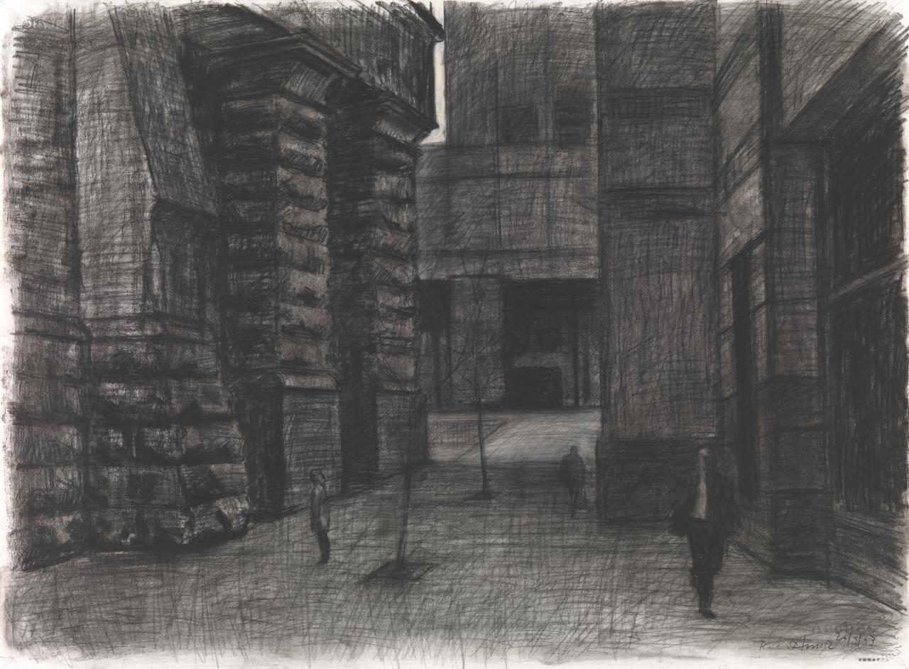 Study for secret city
