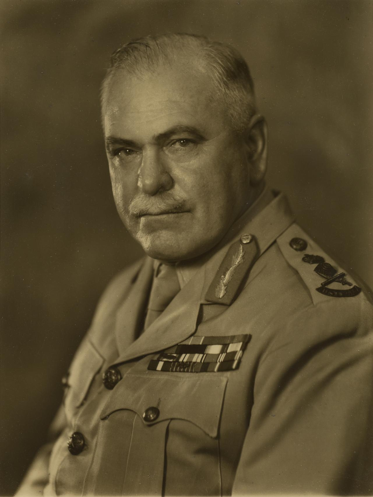Gen. Sir Thomas Blamey