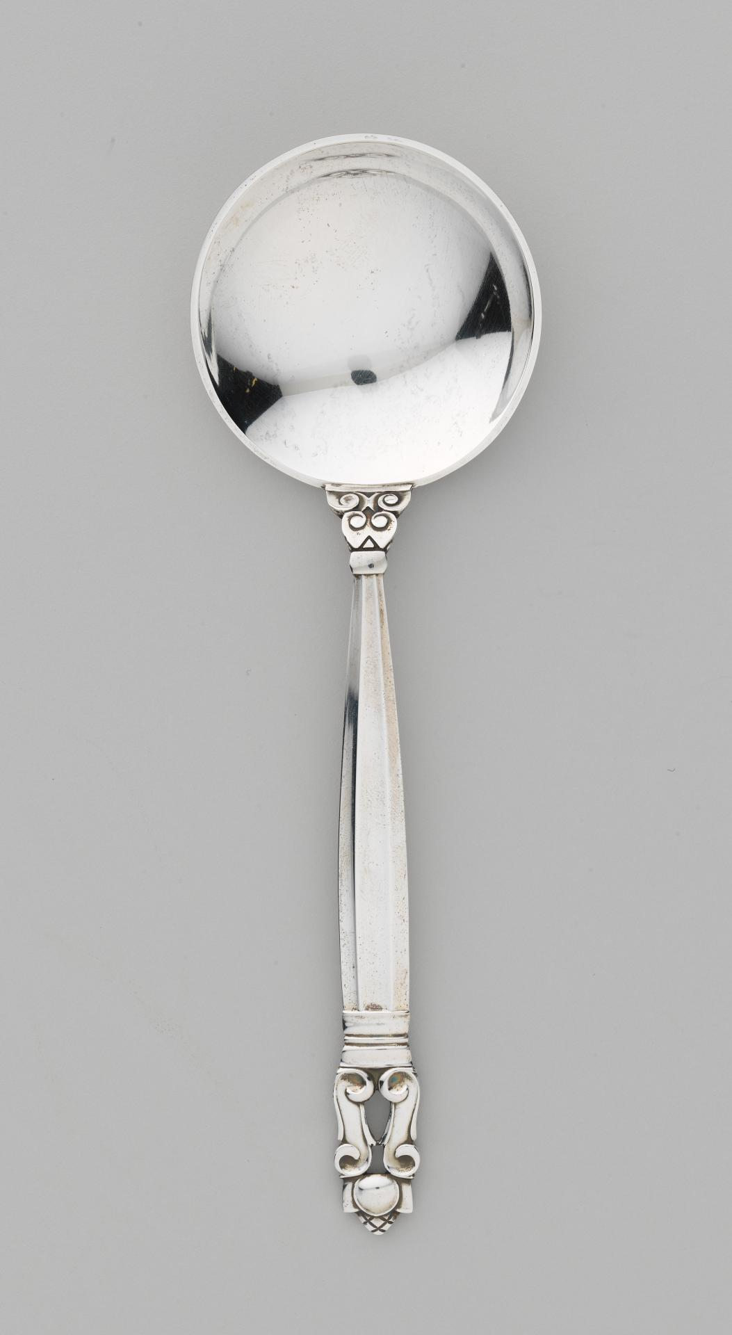 Acorn, soup spoon