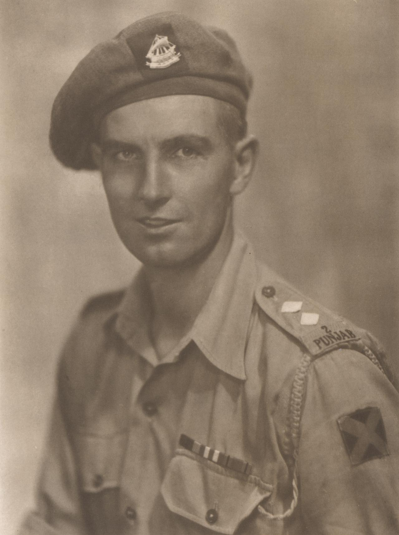 Lieutenant James Lawrence I.A.