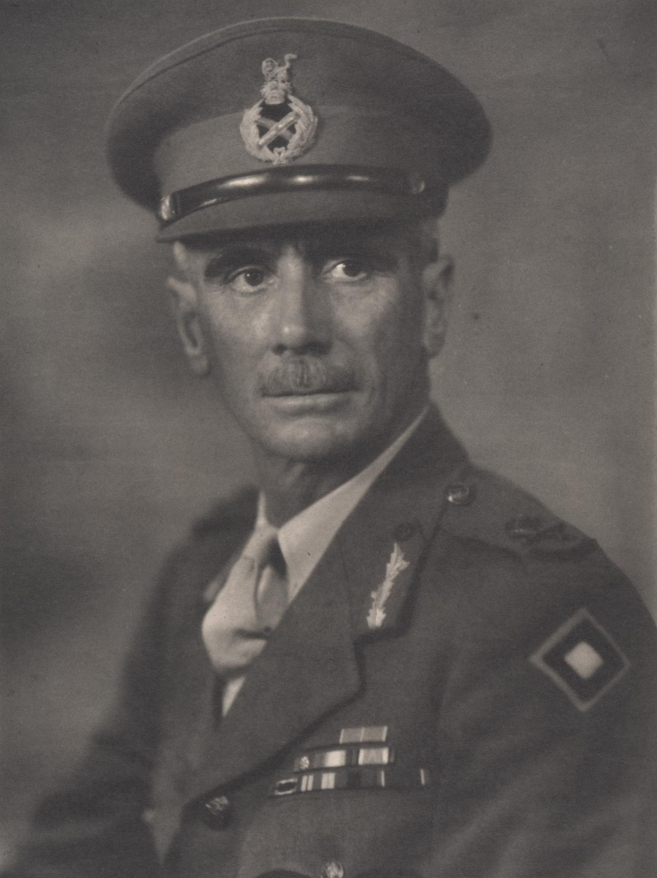Major General George Vasey