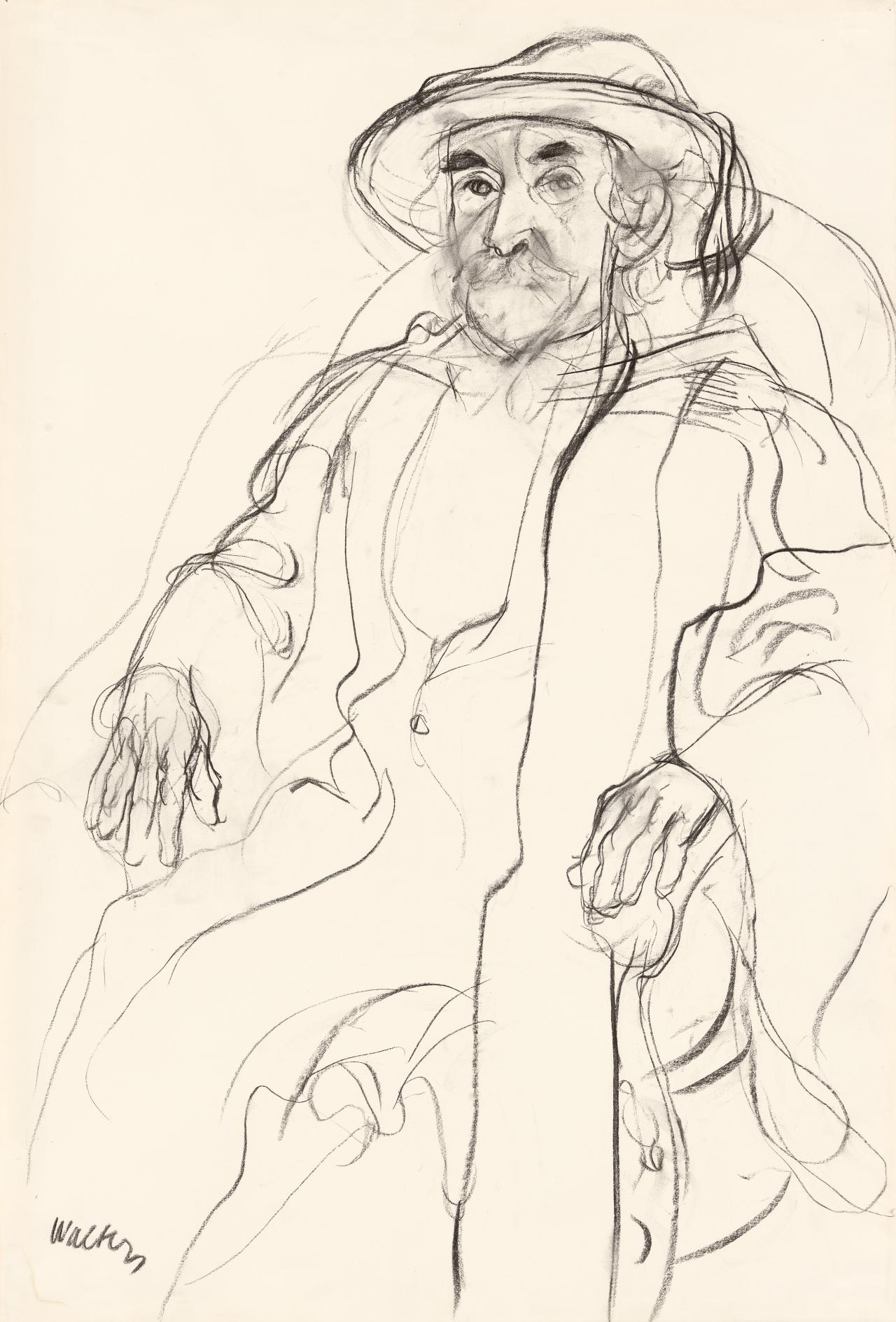 Study for Dr Joseph Brown