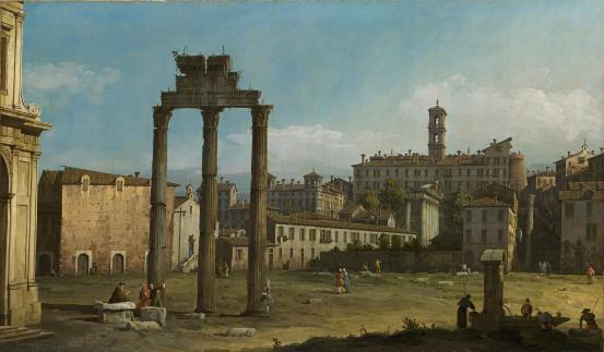 Ruins of the Forum, Rome