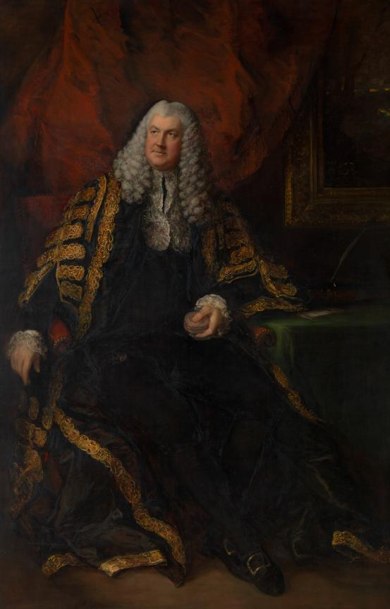 The Rt Hon. Charles Wolfran Cornewall