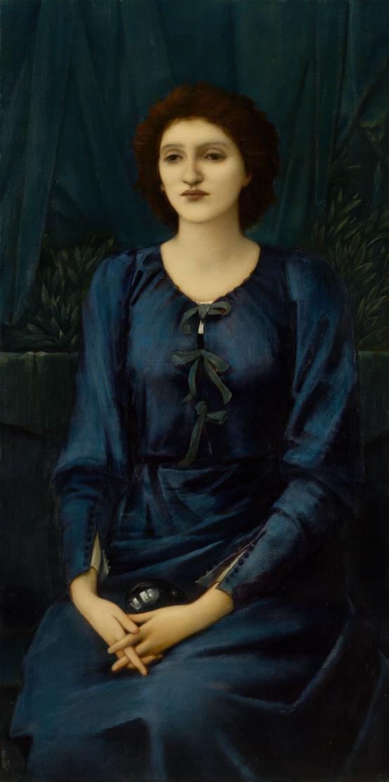 Portrait of Baronne Madeleine Deslandes