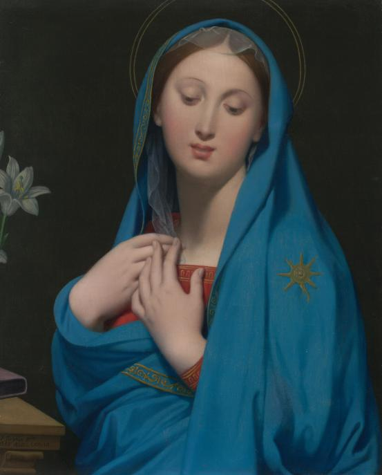 Virgin of the Adoption